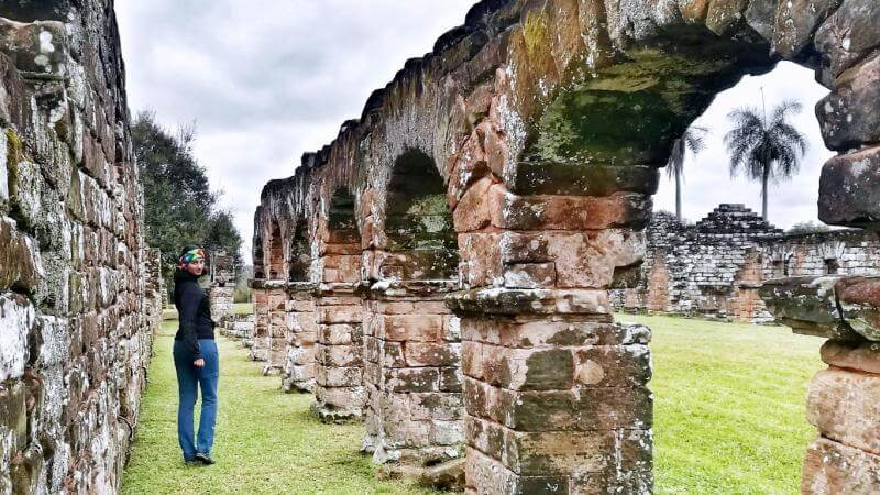 Jedinečné jezuitské mise v Paraguayi - foto příběh