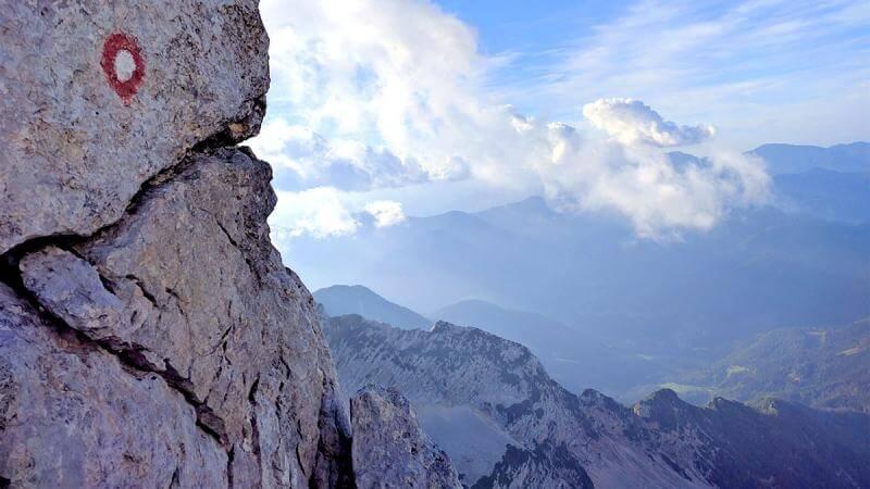 Kamnicko-Savinjské Alpy - Česka koča a ještě výš
