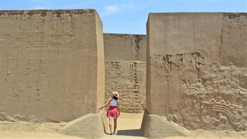 Archeologické památky v Peru, o kterých jste nejspíš nevěděli