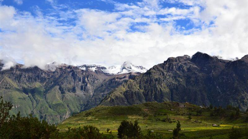 Things to do in Colca Canyon - hiking, hot springs and watching condors
