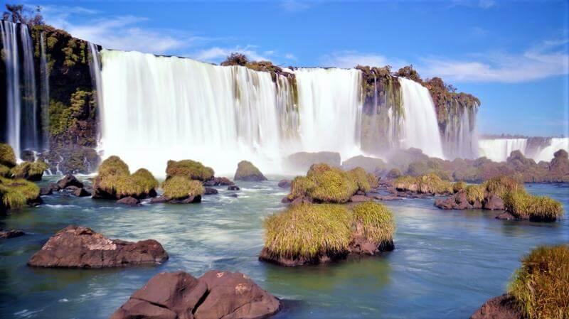 Fotky vodopádů Iguazu a co jste o nich nevěděli