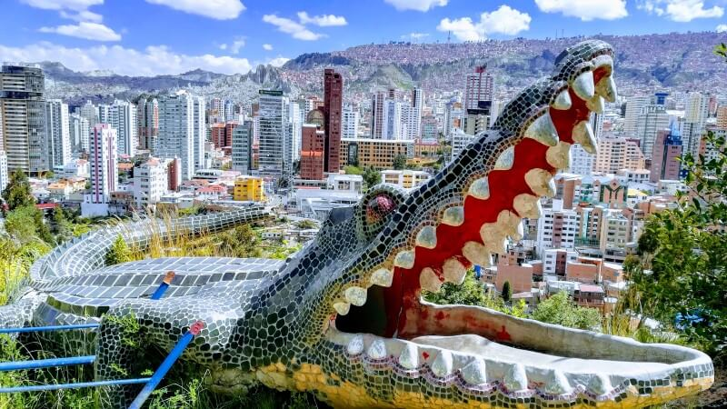 La Paz – a fascinating Teleferic city tour for every budget