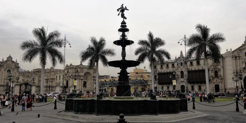 Lima, město mnoha tváří