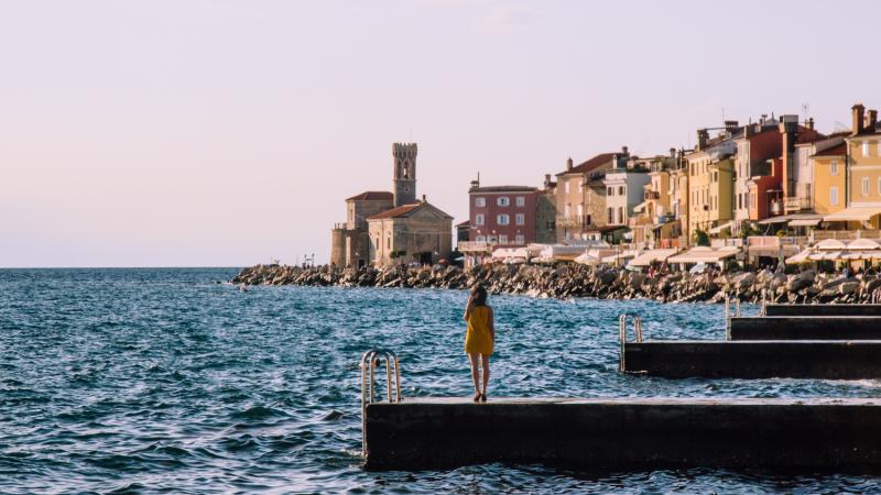 K moři do Slovinska - která města navštívit?
