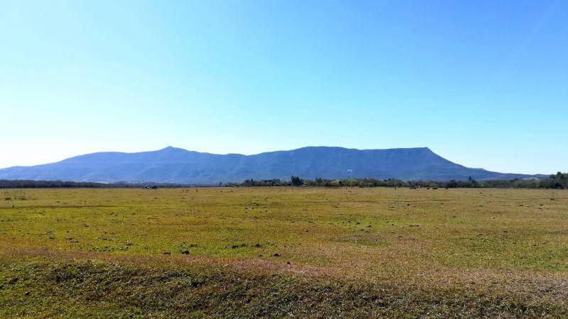 Cerro Tres Kandu, výšlap na nejvyšší horu v Paraguayi